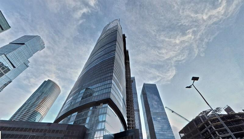 Офис AMarkets в Москве