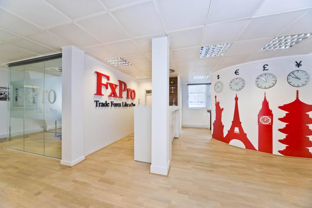 Британский офис FXPro