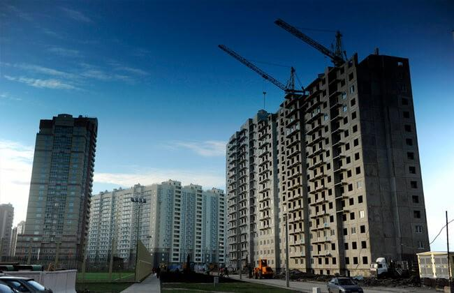 Инвестиции в жилу недвижимость на этапе строительства