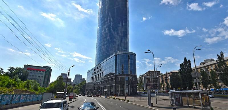 """Один из офисов PrivateFX расположился в киевском бизнес-центре """"Парус"""""""