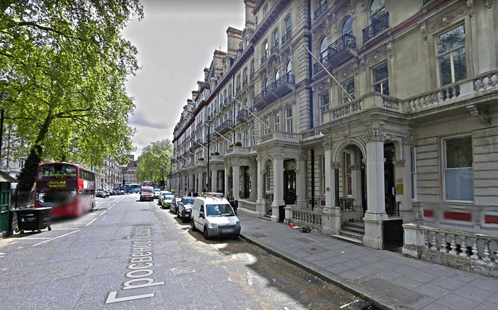 OMA Broker зарегистрирована в Лондонском офисном здании
