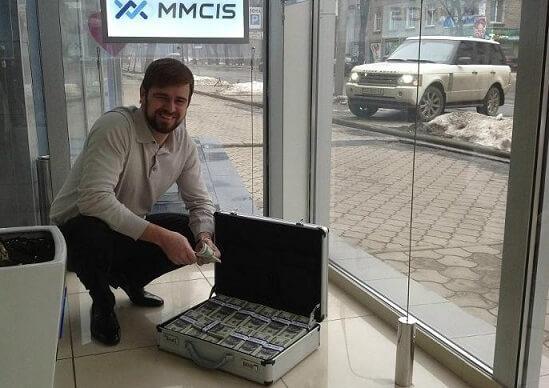 Хайп-проект MMCIS