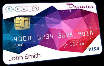 Платежная карта биткойн