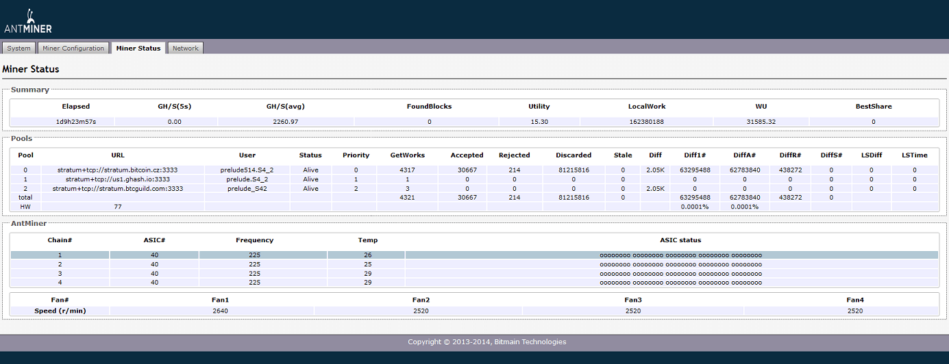 Одна из программ для заработка биткойнов