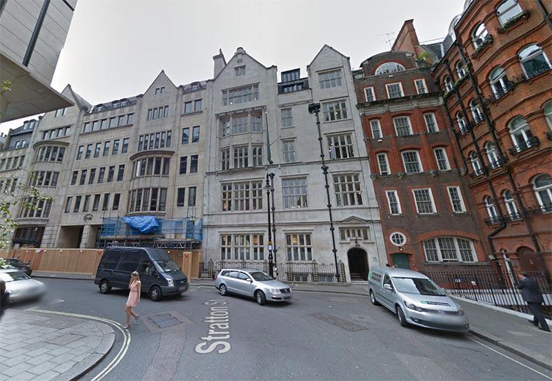 Штаб-квартира ECommPay в Лондоне