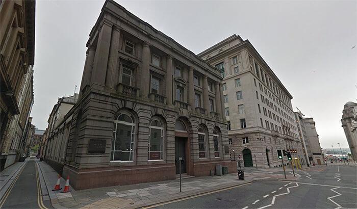 Штаб-квартира Feonpay в Ливерпуле