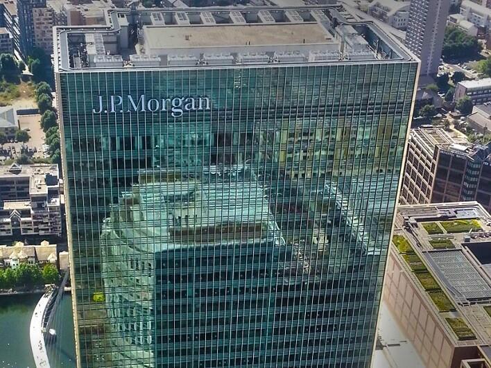 Штаб-квартира JP Morgan Chase