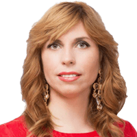 Ксения Курышкина - генеральный директор в московском офисе ECommPay