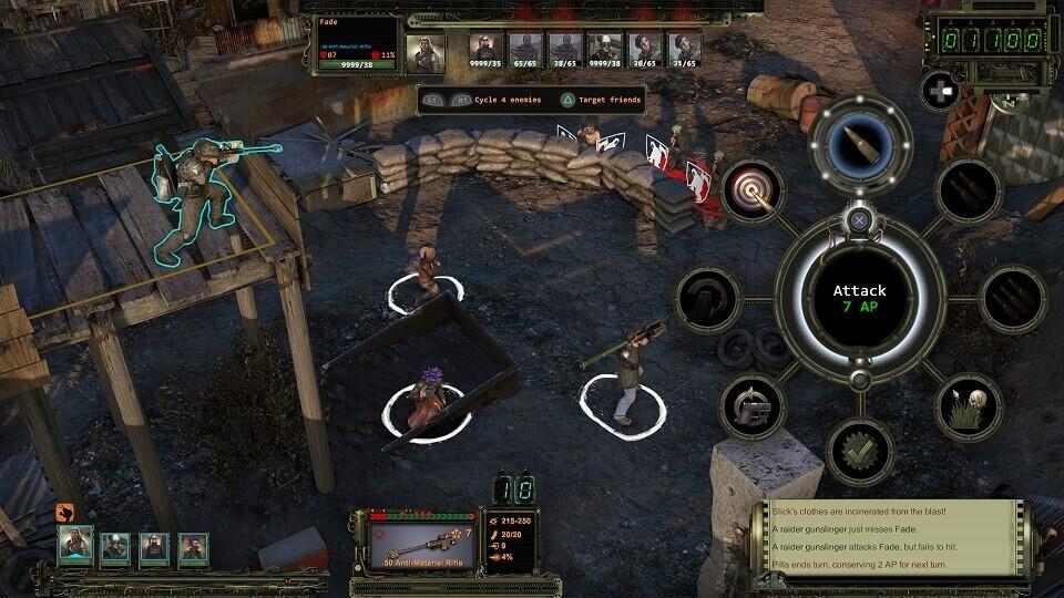 Игра Wasteland 2 - один из самых результативных краудфандинговых проектов