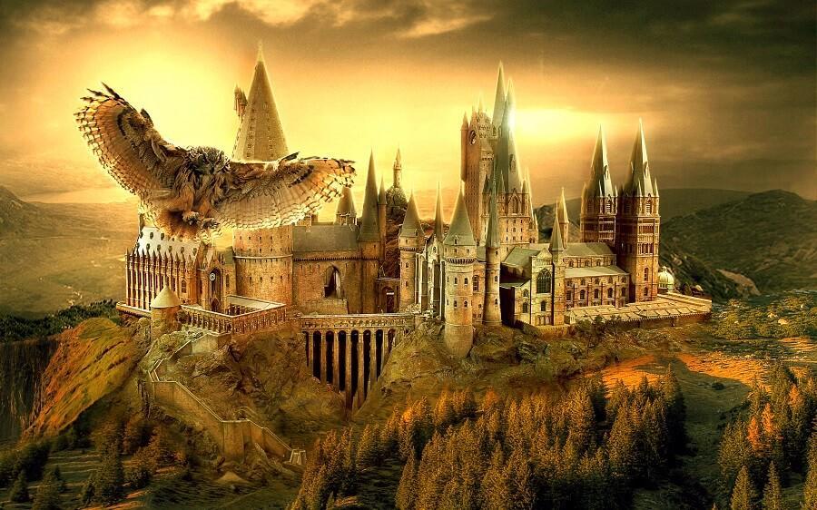 """Кино-производители стараются быть экономными. К примеру, декорации замка, в которым снимался """"Гарри Поттер"""" использовались ещё в 32 кинолентах."""