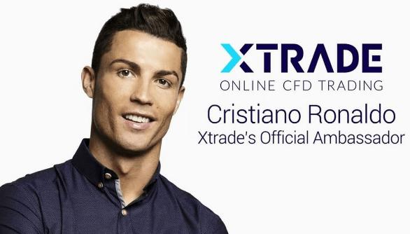 CR в своём инстаграме поддерживает XTrade