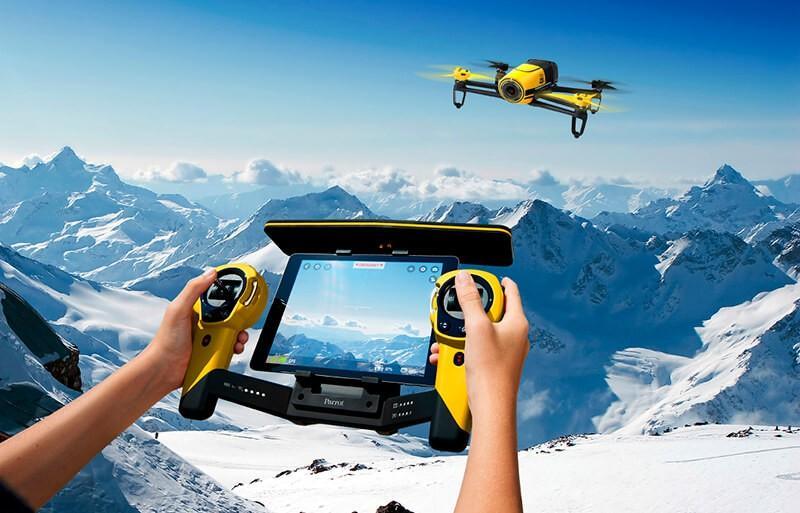 Особенно часто дроны используются для съемок и разведки