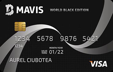 VIP-клиенты компании могут заказать премиальную карту Visa