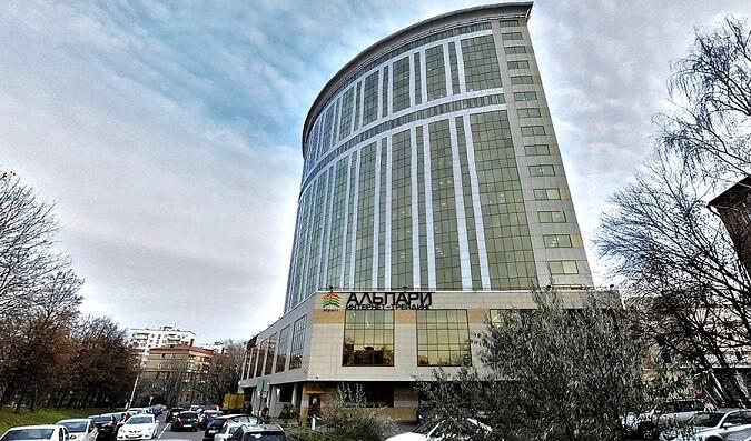 Офис Альпари в Москве