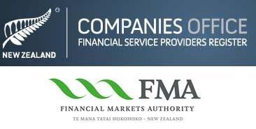 Новозеландские регуляторы FSP и FMA
