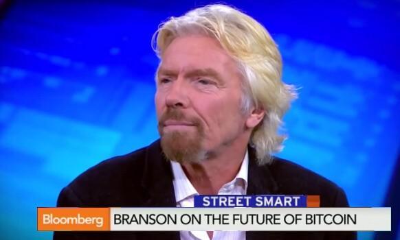 Ричард Брэнсон считает биткойн лучшим капиталовложением