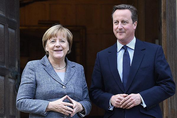 Главы Германии и Великобритании, похоже, договорились о будущем Британии в Евросоюзе
