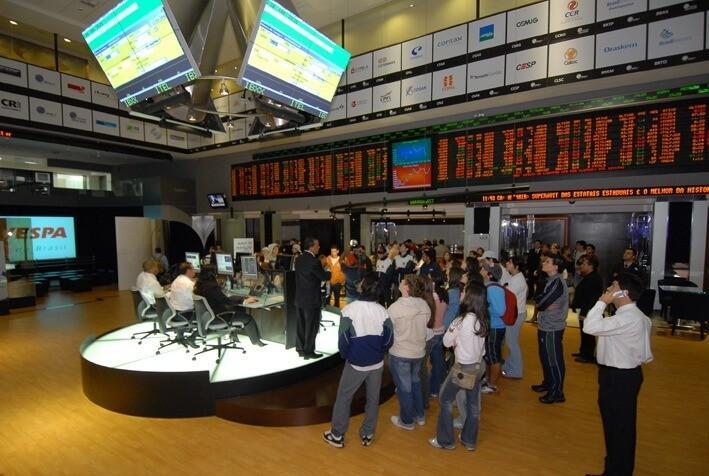 Фондовая биржа Сан-Паулу является крупнейшей в южной америке
