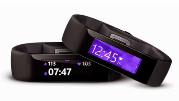 Microsoft Band 2 - самые высокотехнологичные часы 2016 года