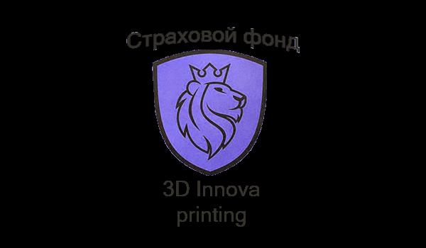 Страховой фонд $500 для 3D Innovaprint