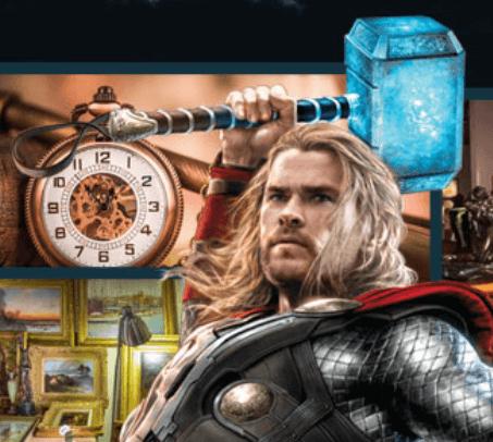 Тор заработал на новый молот в Marvel Trade