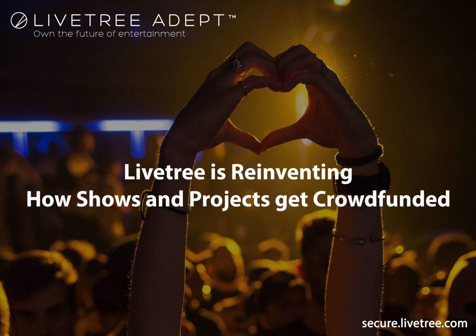 Краудфандинговая платформа LiveTree