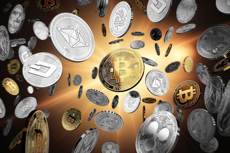 криптовалюта может храниться только в электронном виде