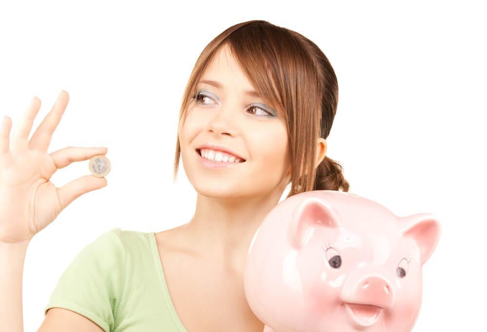 Старайтесь откладывать часть денег каждый месяц