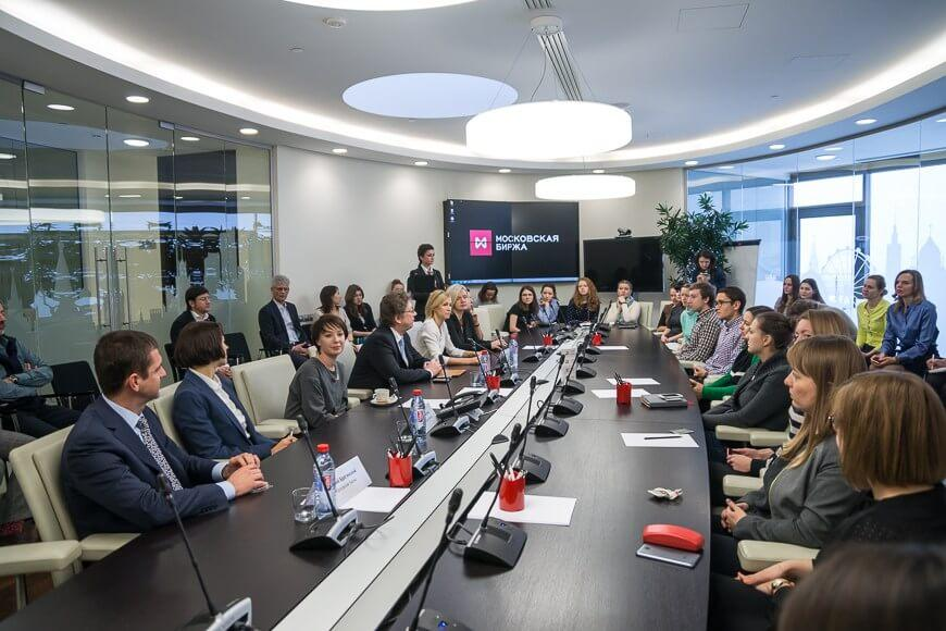 Фьючерсные контракты на Московской Бирже