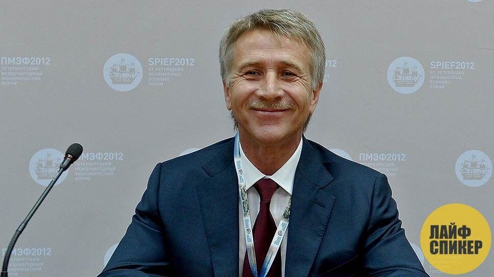 Леонид Михельсон замыкает тройку самых богатых россиян