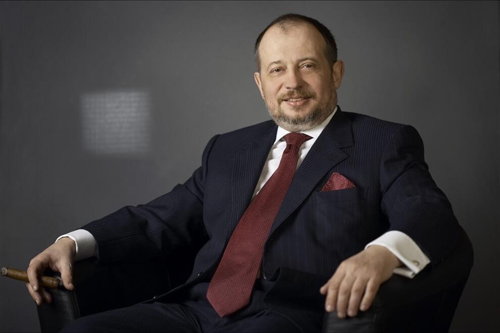 Владимир Лисин - самый богатый человек России