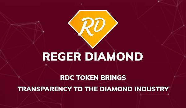 Токены RDC обеспечивают прозрачность в алмазной промышленности