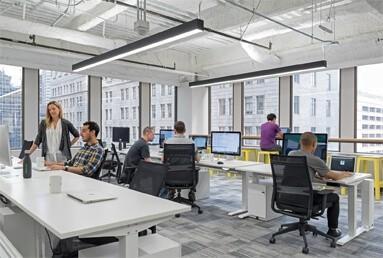 Офис компании Asia Dev Inc