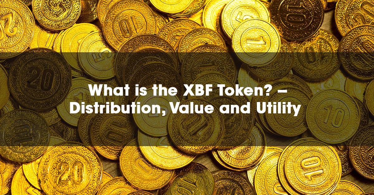 Что такое токен XBF?