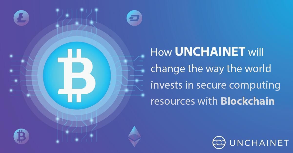 Unchainet: безопасные блокчейн инвестиции
