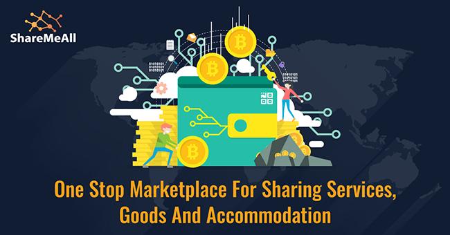 ShareMeAll: классная децентрализованная система обмена