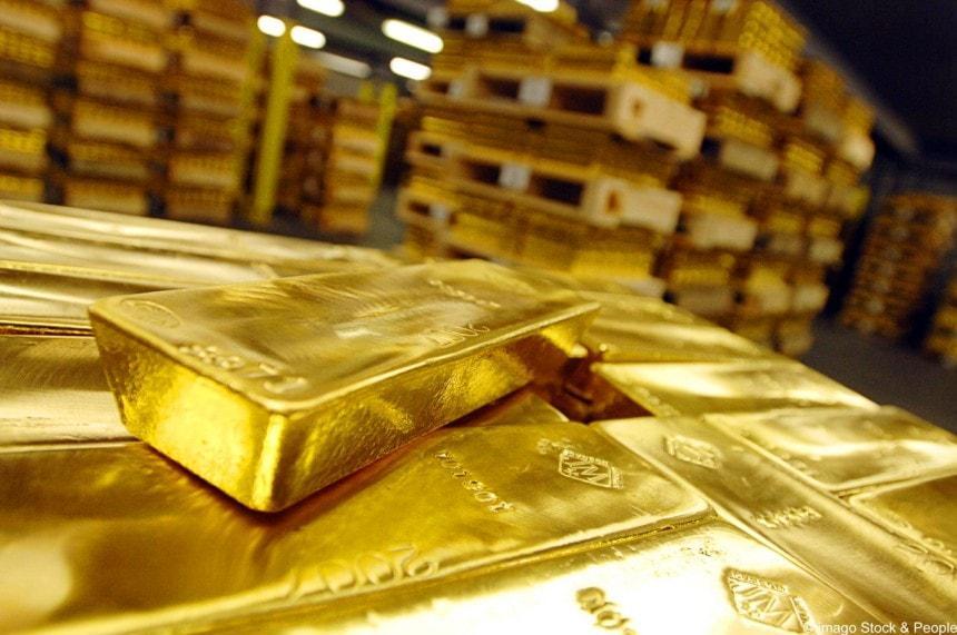 Золото всегда растёт в цене в периоды обострения международных отношений
