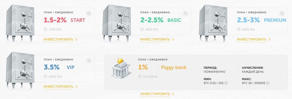 CryptOwl: +1,5% в день в зарубежном проекте