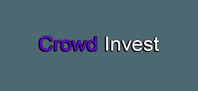 Crowd Invest: отзыв и обзор