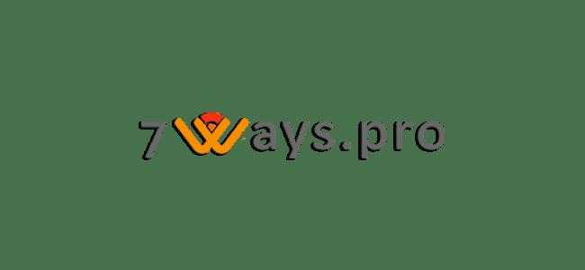 7Ways.pro: +3% за один день