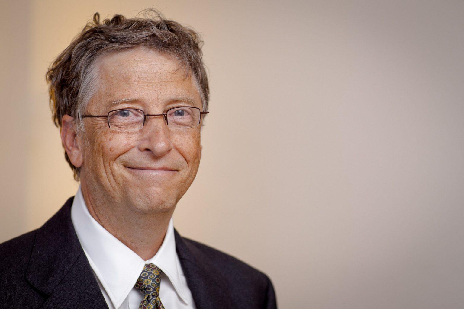 Билл Гейтс - второй самый богатый человек в мире в 2021 году